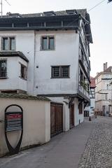 Maison -  Strasbourg, 40 Rue du Bain aux Plants