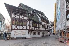 Maison des Tanneurs -  Strasbourg, 42 Rue du Bain aux Plants