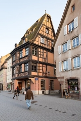 Maison -  Strasbourg, 27 Quai de Batelliers