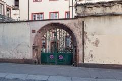 Maison Kauw dite maison Lauth -  Strasbourg, 1, 3 Rue de la Douane