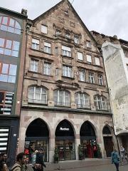 Immeuble - Deutsch: Ausflugsziel Straßburg