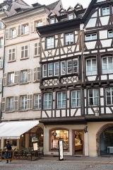 Immeubles -  Strasbourg, 10 Place de la Chathédrale