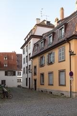 Immeubles -  Strasbourg, 6 Place Saint-Thomas, 5 Rue Martin Luther