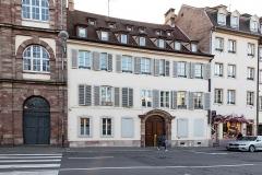Immeubles -  Strasbourg, 8 Quai Finkwiller