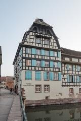 Immeuble -  Strasbourg, 6 Rue du Moulins