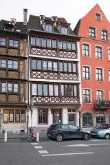Maison -  Strasbourg, 15 Quai Saint-Nicolas