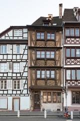 Maison -  Strasbourg, 16 Quai Saint-Nicolas