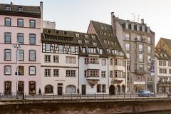 Maison -  Strasbourg, 25, 24, 23, 22 Quai Saint-Nicolas