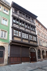 Maison -  Strasbourg, 23 Rue de Tonneliers
