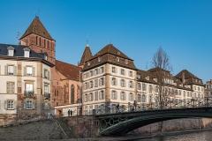 Pont Saint-Thomas -  Strasbourg, 1a, 1b Quai Saint Thomas
