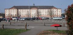 Ancien hôpital militaire et bourgeois - Deutsch: Hagenau