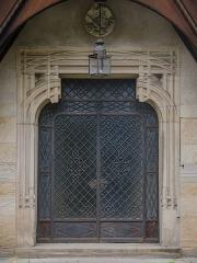 Domaine de la Leonardsau -  Le cercle de Saint-Leonard comme on l\'appelait à l\'époque réunissait de nombreux artistes et acteurs locaux durant les temps troubles de l\'Alsace prussienne. Ce collectif avait pour but de s\'unir pour affirmer, développer, diffuser la culture locale.