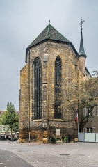Couvent des Dominicains - English: Dominican church in Colmar, Haut-Rhin, France