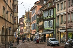 Maison -  Colmar (Alsace, France)