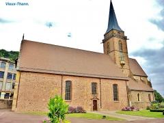 Eglise catholique Saint-Dominique - Français:   Eglise de Vieux-Thann