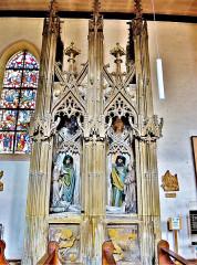 Eglise catholique Saint-Dominique - Français:   Saint-Sépulcre