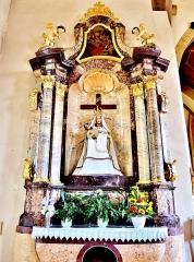 Eglise catholique Saint-Dominique - Français:   Autel de Notre-Dame