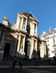 Eglise Saint-Roch -  Église Saint-Roch, Paris, France