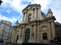 Eglise Saint-Roch - English: Church Saint Roch, Paris