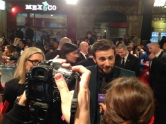 Cinéma Rex - English: Chris Evans at the Parisian premiere of  Captain America: The Winter Soldier