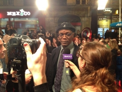 Cinéma Rex - English: Samuel L. Jackson at the Parisian premiere of  Captain America: The Winter Soldier