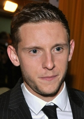 Cinéma Rex - English: Jamie Bell at the Paris premiere of