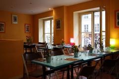 Immeubles -  'Il Moda Caffe', 6 rue des Colonnes, 75002 Paris.