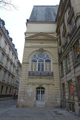 Immeuble, ancien hôtel du Barry -  Paris