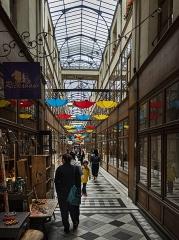 Passage du Grand-Cerf (n° 1 à 59 et n° 2 à 58) -  Paris