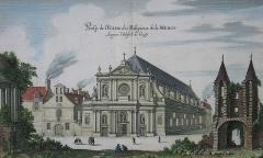 Ancien couvent de la Merci -  Eglise des Religieux de la Mercy
