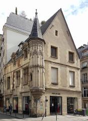 Hôtel Hérouet - Deutsch: Paris-Marais, Hôtel Hérouet