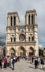 Cathédrale Notre-Dame - German amateur photographer, wikipedian and mathematician