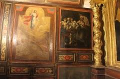 Eglise Saint-Gervais-Saint-Protais - Chapelle dorée de l'Église Saint-Gervais-Saint-Protais