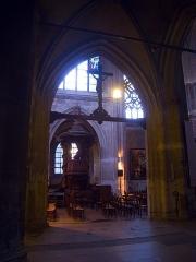 Eglise Saint-Merri - English: Église Saint-Merri, Paris IVe arrondissement, France.