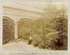 Hôtel du Président Hénault (ou Hainault) de Cantorbe - English: Planche n 32 de l'album.