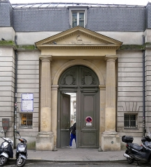 Hôtel Chéret ou Akermann - Français:   Rue du Faubourg-Poissonnière (n°30) - Paris X