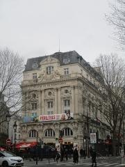 Théâtre de la Renaissance - Français:   Théâtre de la Renaissance à Paris.