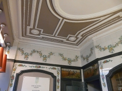 Immeubles - Français:   Décor intérieur pâtisserie Eric Kayser