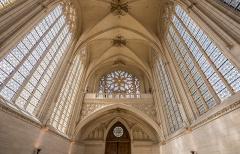 Château de Vincennes et ses abords - Chapelle Château de Vincennes
