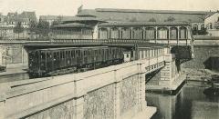 Métropolitain, station Bastille -