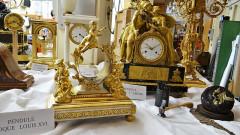 Mobilier National - English:   Clock workshop, National Furniture, France