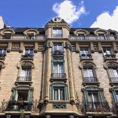 Immeuble Les Chardons - Français:   Vue générale de l\'immeuble