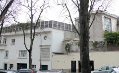 Immeuble (Hôtel Lejeune) - Français:   Paris 18e arrondissement - Maisons au 26 et 28 avenue Junot