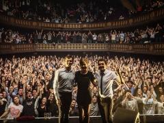 Ancien théâtre Victor Hugo, cinéma Trianon - English: Concert / Trianon / 16 november 2017