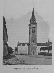 Eglise Saint-Barthélémy - Français:   extrait de la \