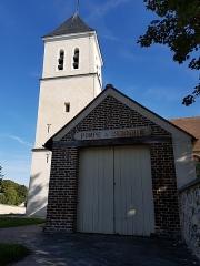 Eglise Saint-Martin - Français:   Église Saint-Martin de Moussy-le-Vieux