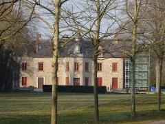Domaine de Rubelles - Français:   Château de Rubelles. (Seine-et-Marne, région Île-de-France).