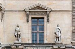Ecuries du château - German amateur photographer, wikipedian and mathematician