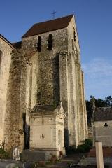 Eglise Saint-Gilles - English: Church of Rochefort-en-Yvelines, France.