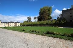 Ancien couvent de la Reine, actuellement lycée Hoche - Lycée Hoche de Versailles en France.